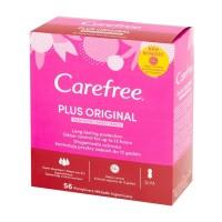 Carefree® Plus Original Svěží vůně 56 ks eshop
