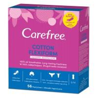 Carefree® Cotton Flexiform 56 ks eshop