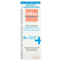 Mixa Sensitive Skin Expert Lehký krém 50ml
