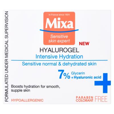 Mixa Sensitive Skin Expert Hydratační péče 50ml