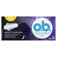 o.b. ProComfort Night Normal Tampony 16ks
