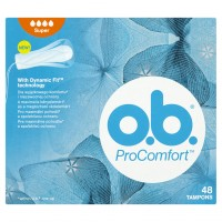 o.b. ProComfort Super Tampony 48ks