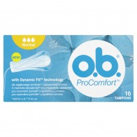 o.b. ProComfort Normal Tampony 16ks