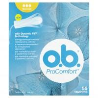o.b. ProComfort Normal Tampony 56ks