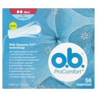 o.b. ProComfort Mini Tampony 56ks