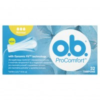 o.b. ProComfort Normal Tampony 32ks