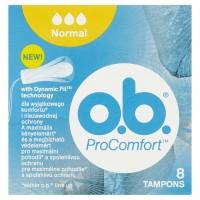 o.b. ProComfort Normal Tampony 8ks