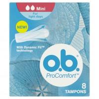 o.b. ProComfort Mini Tampony 8ks