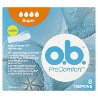 o.b. ProComfort Super Tampony 8ks