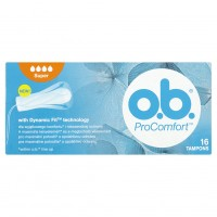 o.b. ProComfort Super Tampony 16ks