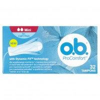 o.b. ProComfort Mini Tampony 32ks