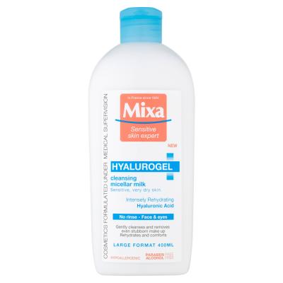 Mixa Sensitive Skin Expert Hyalurogel 400ml eshop