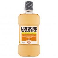 Listerine Cool Citrus Ústní voda 500ml