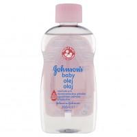 Johnson & Johnson Baby Oil 200ml
