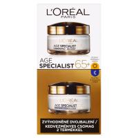 L'Oréal Paris Age Specialist 65+ Duopack eshop