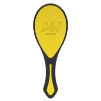 Air Motion Yellow Žlutý kartáč na vlasy